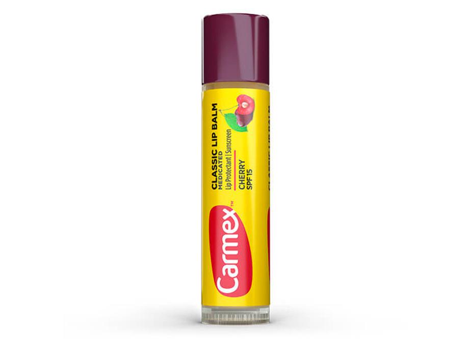 Бальзам для губ Вишня Carmex Cherry Stick SPF 15, 4,25г - Фото №1