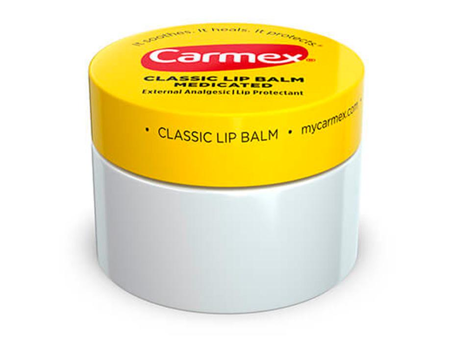 Бальзам для губ Классический Carmex Classic Jar, 7,5г - Фото №4