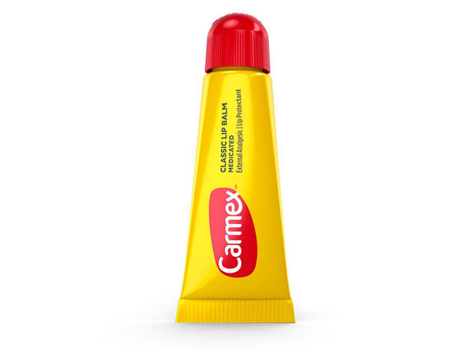 Бальзам для губ Классический Carmex Classic Tube, 10г - Фото №1