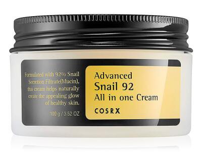 Универсальный крем для лица с экстрактом улитки Cosrx Advanced Snail 92 All In One Cream, 100мл - Фото №1