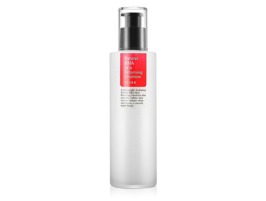 Эмульсия для проблемной кожи лица Cosrx Natural BHA Skin Returning Emulsion, 100мл (Срок годности до 09.04.2021) - Фото №1