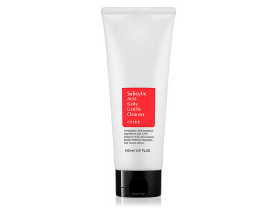 Очищающая пенка для лица с салициловой кислотой Cosrx Salicylic Acid Daily Gentle Cleanser, 150мл - Фото №1