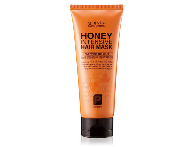 Маска для восстановления волос «Медовая терапия» Daeng Gi Meo Ri Honey Intensive Hair Mask, 150мл - Фото №1