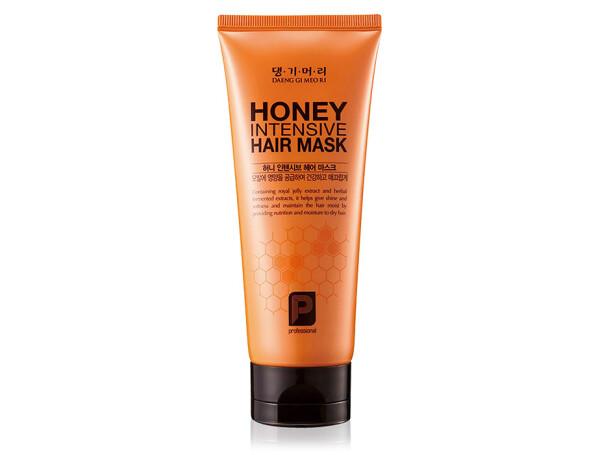 Маска для восстановления волос «Медовая терапия» Daeng Gi Meo Ri Honey Intensive Hair Mask, 150мл - Фото №1