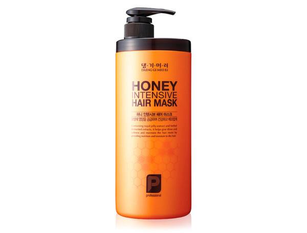 Маска для восстановления волос «Медовая терапия» Daeng Gi Meo Ri Honey Intensive Hair Mask, 1000мл - Фото №1