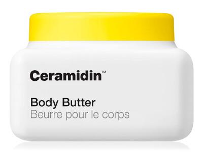 Насыщенный крем для тела Dr. Jart+ Ceramidin Body Butter, 200мл - Фото №1