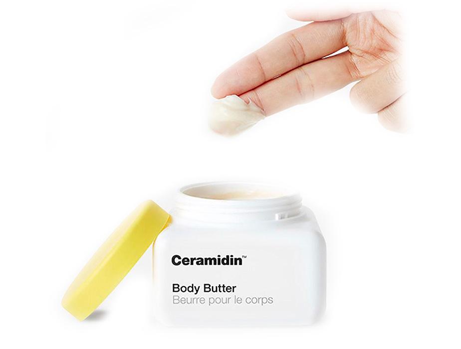 Насыщенный крем для тела Dr. Jart+ Ceramidin Body Butter, 200мл - Фото №2