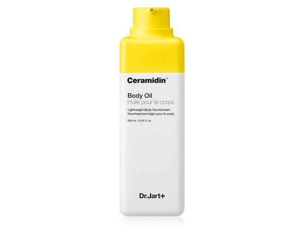 Масло для тела с керамидами Dr. Jart+ Ceramidin Body Oil, 250мл - Фото №1