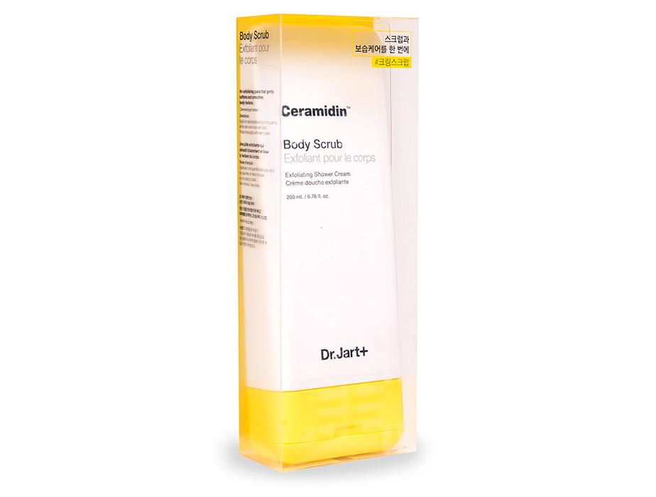 Скраб для тела с керамидами Dr. Jart+ Ceramidin Body Scrub, 200мл - Фото №2