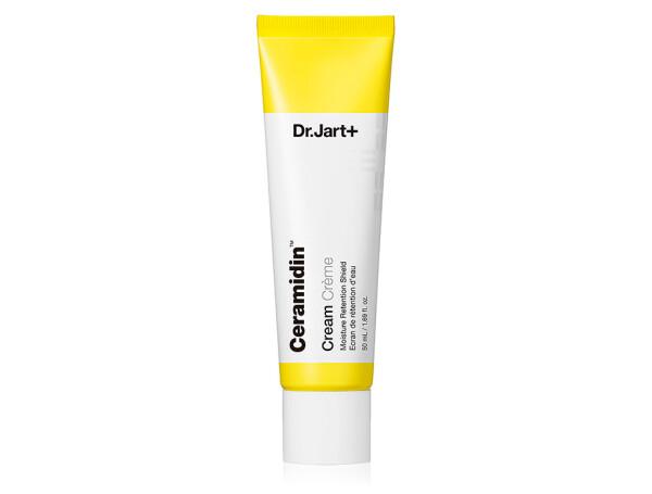 Питательный регенерирующий крем для лица с керамидами Dr. Jart+ Ceramidin Cream, 50мл - Фото №1