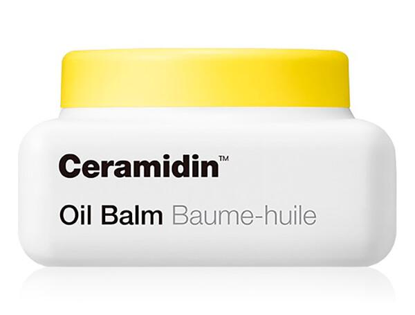 Бальзам-масло для лица и тела на основе керамидов Dr. Jart+ Ceramidin Oil Balm, 19г - Фото №1
