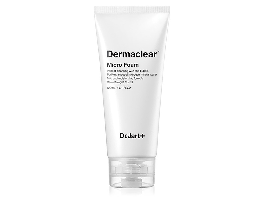 Пенка для нежного очищения кожи Dr. Jart+ Dermaclear Micro Foam, 120мл