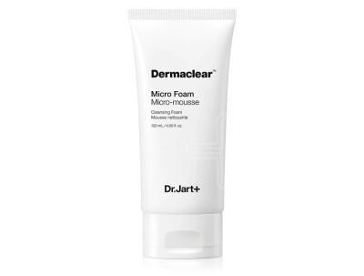 Пенка для умывания Dr. Jart+ Dermaclear Micro Foam Micro-Mousse, 120мл - Фото №1