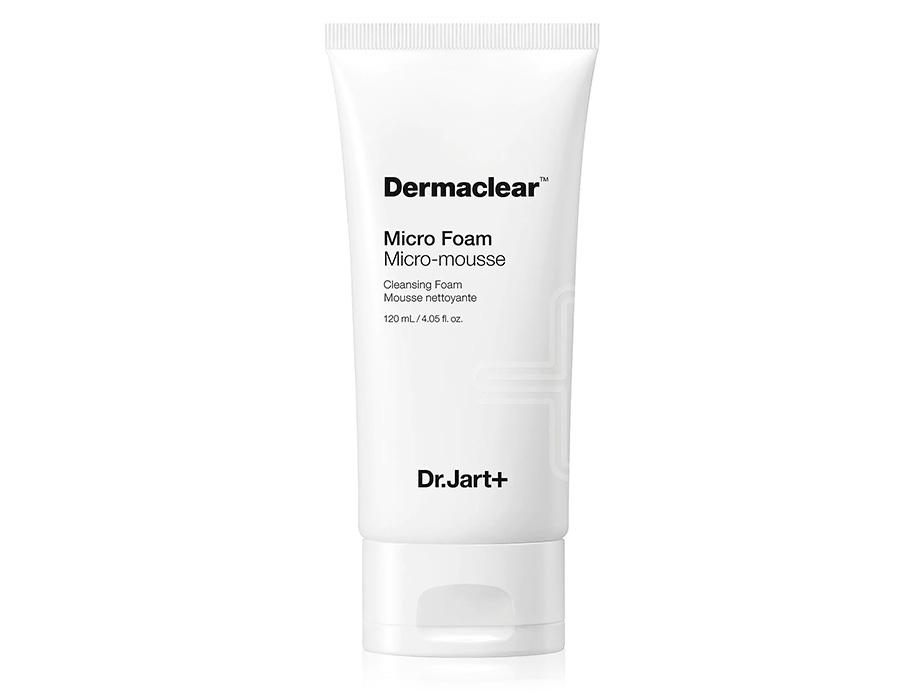 Пенка для умывания Dr. Jart+ Dermaclear Micro Foam Micro-Mousse, 120мл