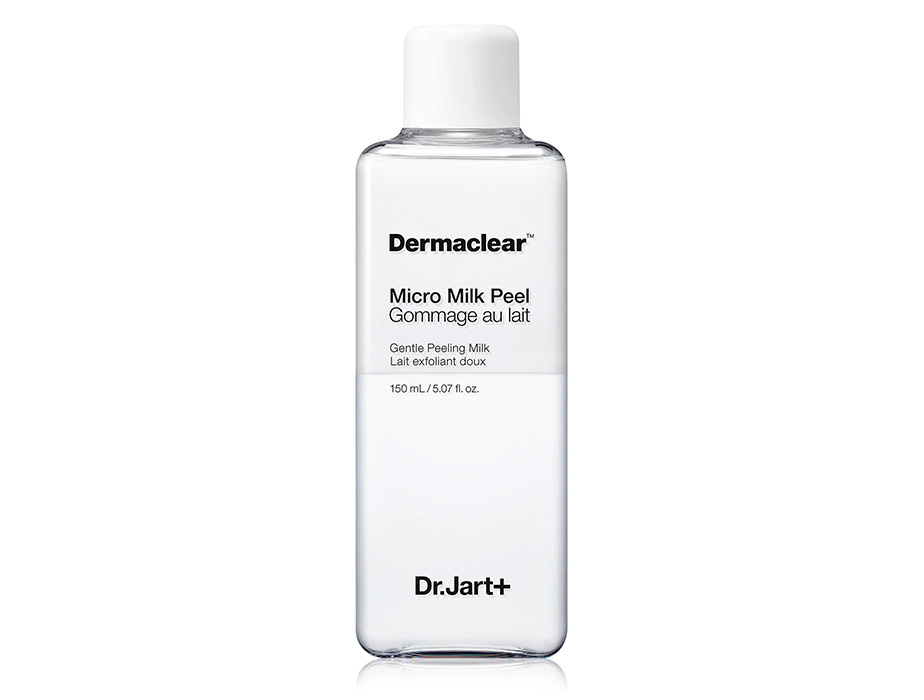Двухфазный молочный пилинг для лица Dr. Jart+ Dermaclear Micro Milk Peel, 150мл - Фото №1