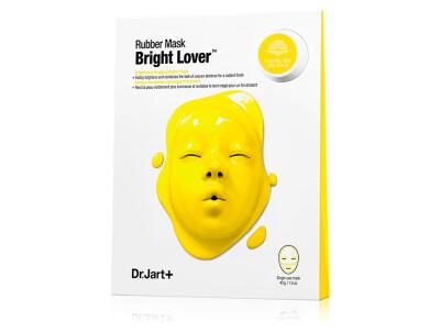 Придающая сияние альгинатная маска для лица Dr. Jart+ Dermask Rubber Mask Bright Lover, 45мл - Фото №1