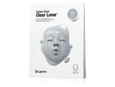 Моделирующая и очищающая альгинатная маска для лица Dr. Jart+ Dermask Rubber Mask Clear Lover, 45мл - Фото №1