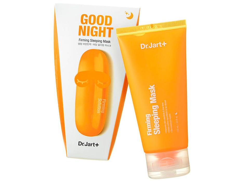 Подтягивающая ночная маска для лица Dr. Jart+ Firming Sleeping Mask, 120мл - Фото №2