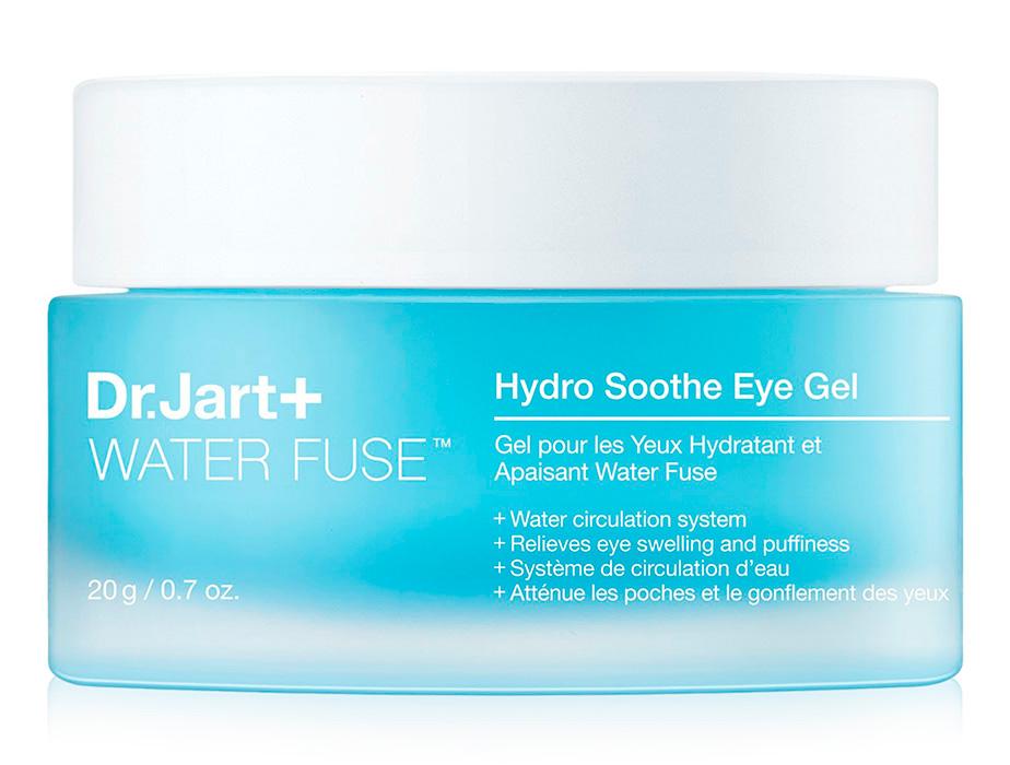 Успокаивающий и увлажняющий гель для кожи вокруг глаз Dr. Jart+ Water Fuse Hydro Soothe Eye Gel, 20г - Фото №1