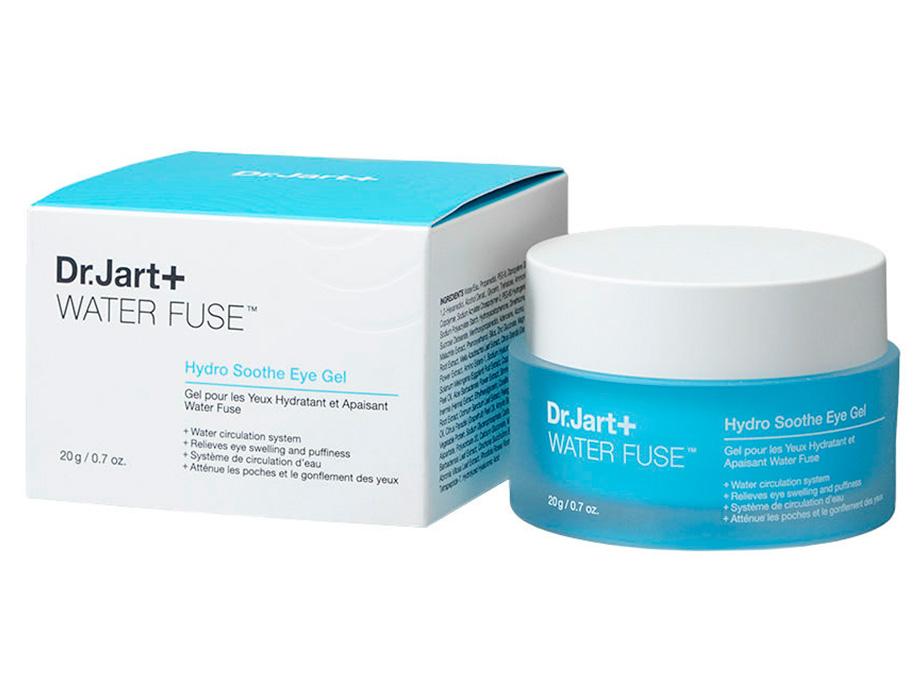 Успокаивающий и увлажняющий гель для кожи вокруг глаз Dr. Jart+ Water Fuse Hydro Soothe Eye Gel, 20г - Фото №4