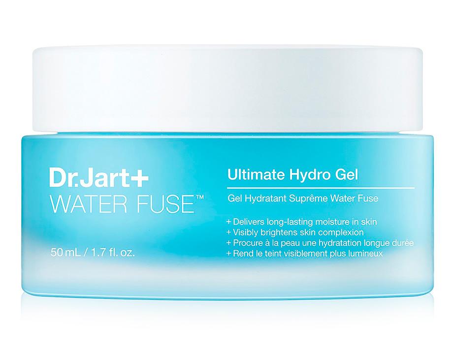 Увлажняющий крем-гель для лица с аквапоринами Dr. Jart+ Water Fuse Ultimate Hydro Gel, 50мл - Фото №1