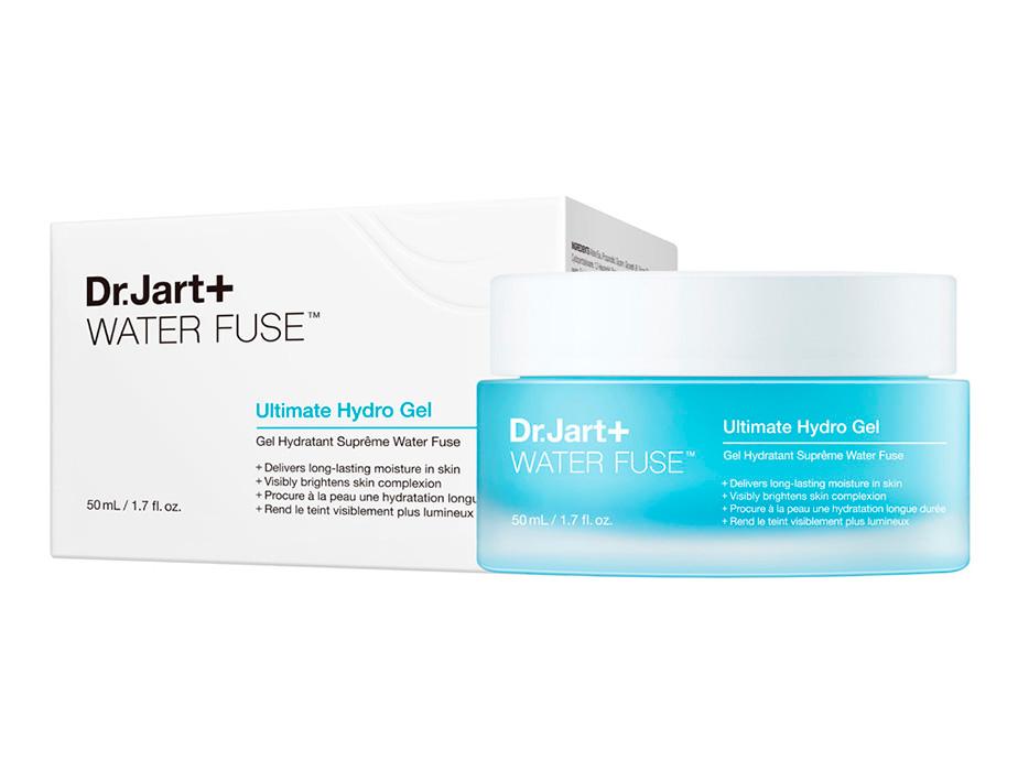Увлажняющий крем-гель для лица с аквапоринами Dr. Jart+ Water Fuse Ultimate Hydro Gel, 50мл - Фото №2