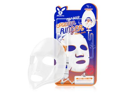 Маска для активной регенерации эпидермиса Elizavecca EGF Deep Power Ringer Mask - Фото №1