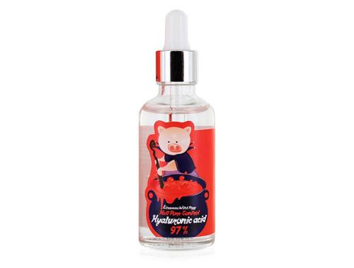 Увлажняющая гиалуроновая сыворотка Elizavecca Witch Piggy Hell Pore Control Hyaluronic Acid 97%, 50мл