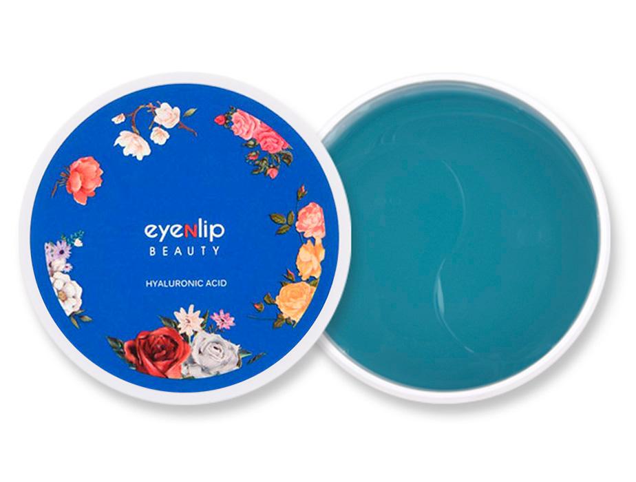 Гидрогелевые патчи под глаза с гиалуроновой кислотой Eyenlip Hyaluronic Acid Hydrogel Eye Patch, 60шт - Фото №1