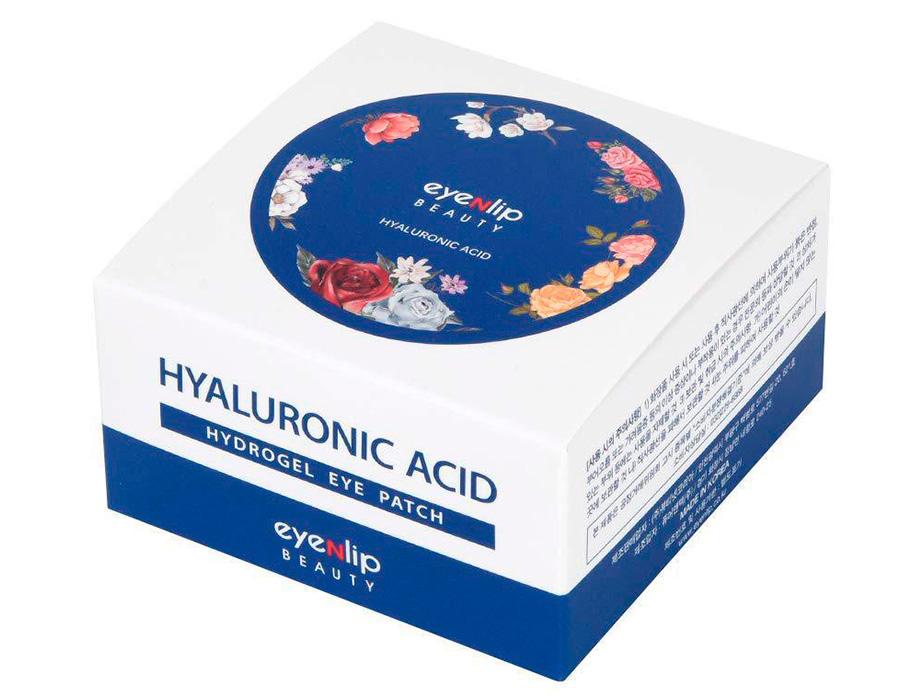 Гидрогелевые патчи под глаза с гиалуроновой кислотой Eyenlip Hyaluronic Acid Hydrogel Eye Patch, 60шт - Фото №4