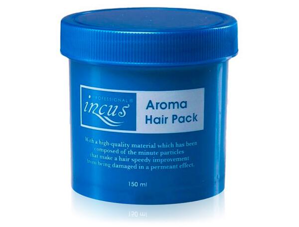 Маска для волос с экстрактом глубоководных водорослей Incus Aroma Hair Pack, 150мл - Фото №1