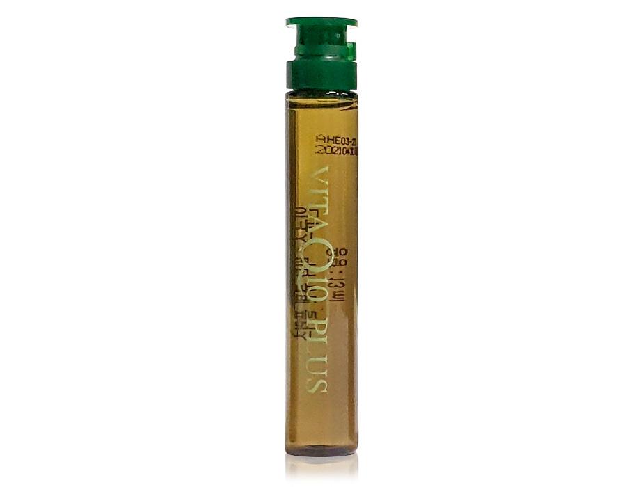 Ампулы для роста и восстановления волос с витамином B6 и коэнзимом Q10 Incus Vita Q10 Plus Ampoule, 13мл