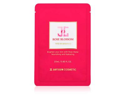 Маска для лица с розовым маслом Jayjun Rose Blossom Mask - Фото №1