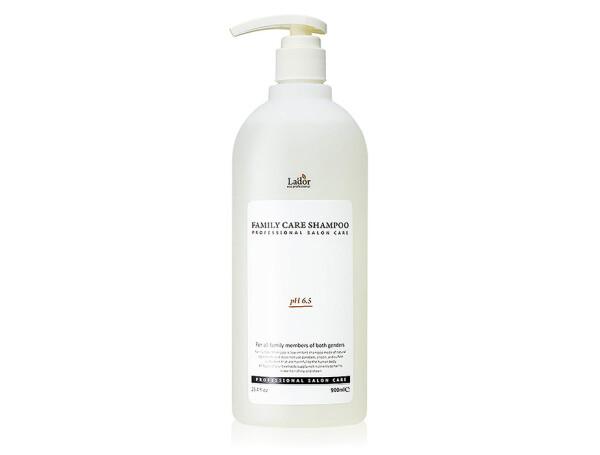Шампунь «Семейный» Lador Family Care Shampoo, 900мл - Фото №1