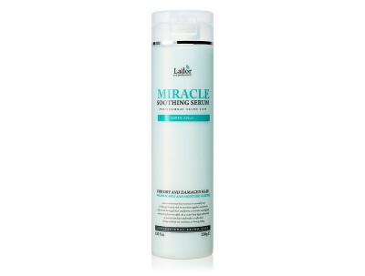 Ультраувлажняющая сыворотка для волос Lador Miracle Soothing Serum, 250г