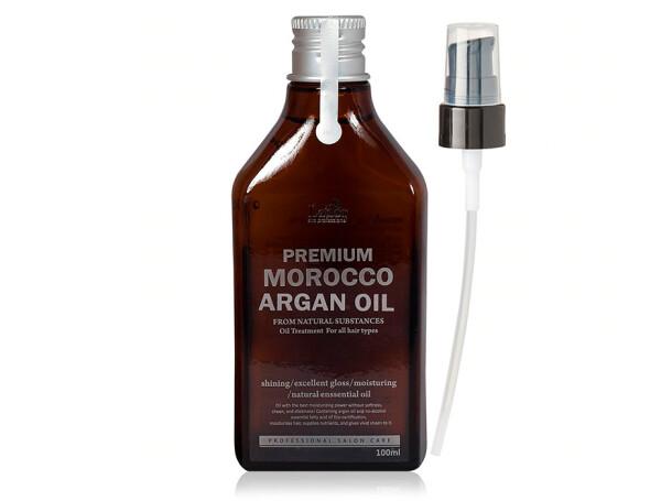Аргановое масло для волос Lador Premium Morocco Argan Oil, 100мл - Фото №1