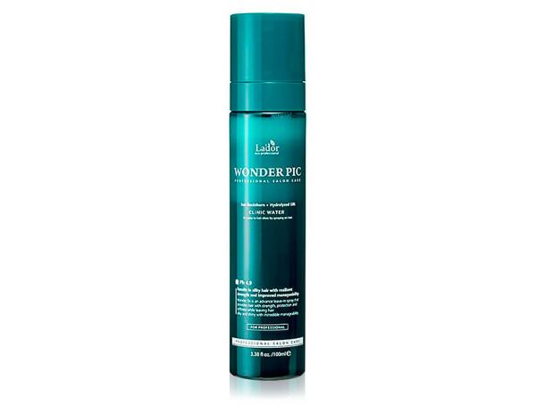 Мист для укрепления и защиты волос Lador Wonder Pic Clinic Water, 100мл - Фото №1