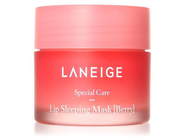 Ночная маска для губ Laneige Lip Sleeping Mask Berry, 20г - Фото №1