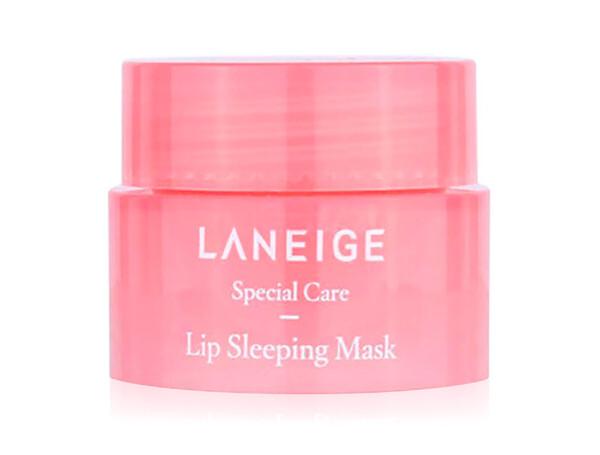 Ночная маска для губ Laneige Lip Sleeping Mask Berry, 3г - Фото №1