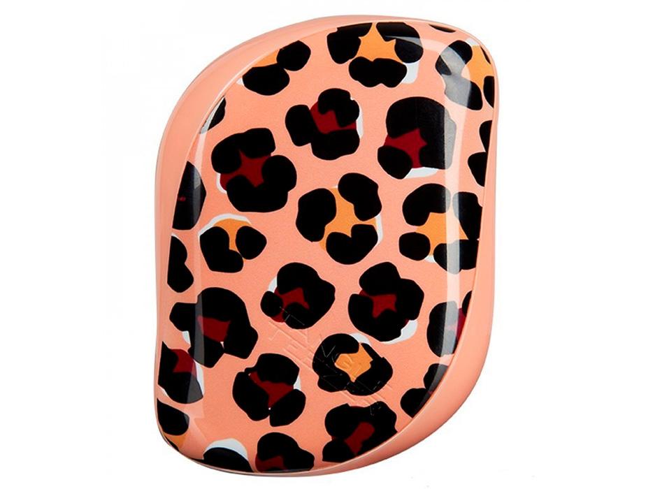 Расческа Tangle Teezer Compact Styler Apricot Leopard - Фото №4