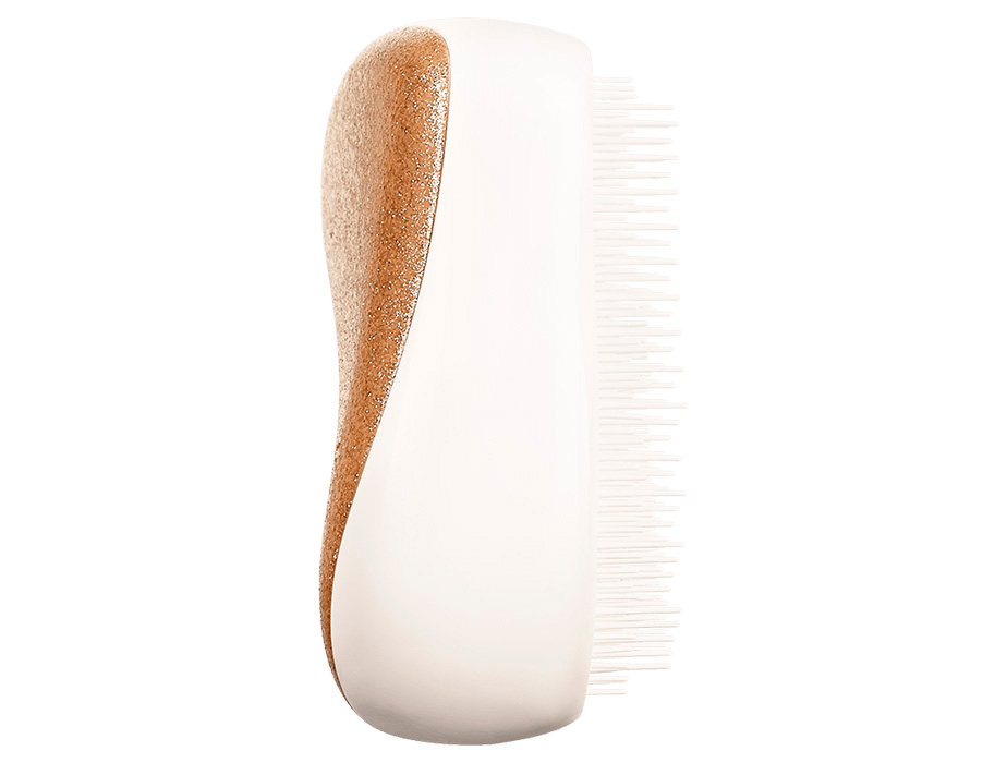 Расческа Tangle Teezer Compact Styler Glitter Gold Starlight - Фото №1