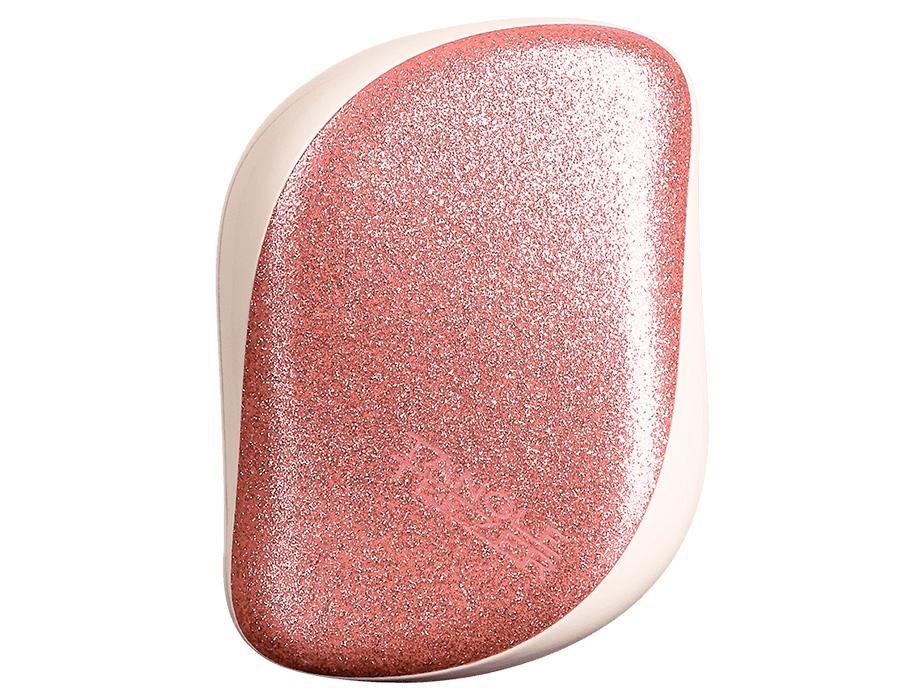 Расческа Tangle Teezer Compact Styler Glitter Rose Gold Glaze - Фото №4