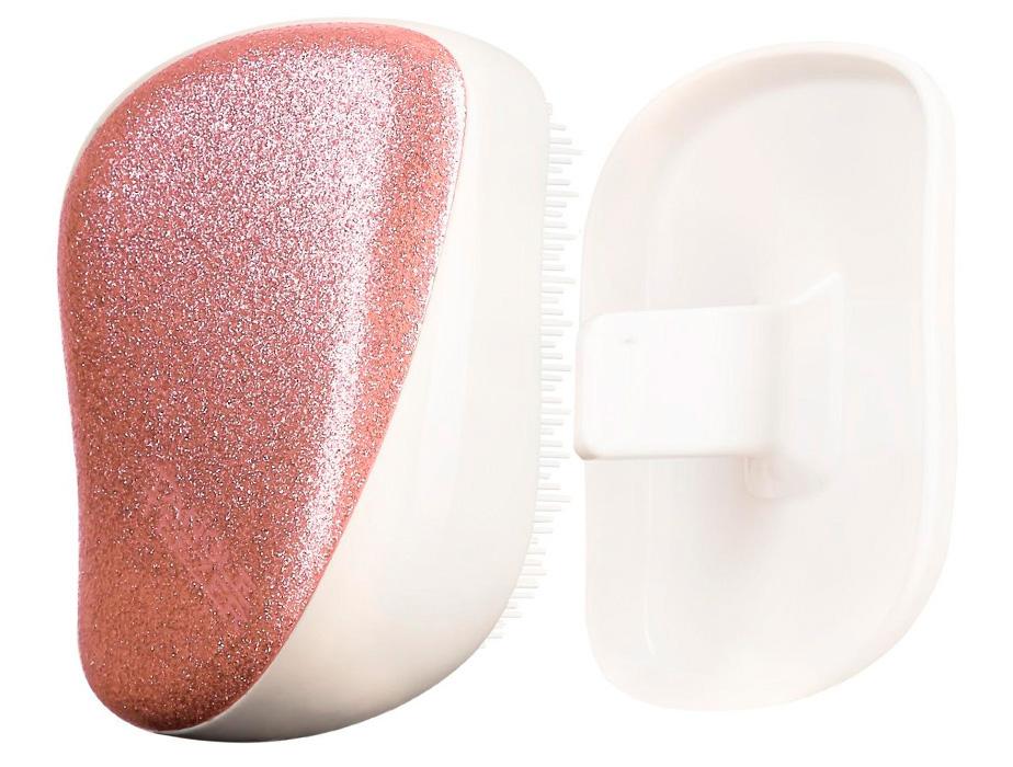 Расческа Tangle Teezer Compact Styler Glitter Rose Gold Glaze - Фото №7