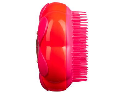 Детская расческа Tangle Teezer Magic Flowerpot Orange Pink - Фото №1