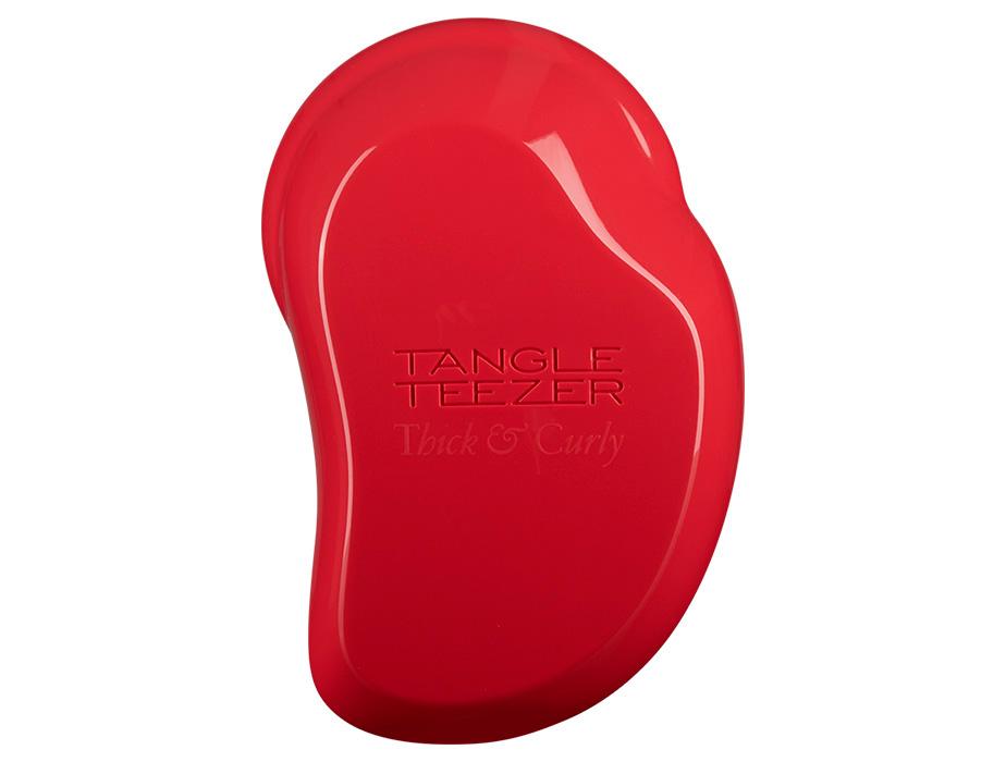 Расческа Tangle Teezer The Original Thick & Curly Salsa Red - Фото №4