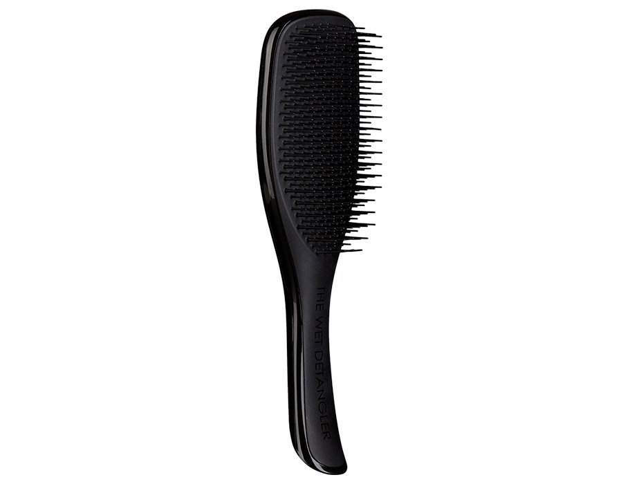 Расческа Tangle Teezer The Wet Detangler Midnight Black - Фото №1