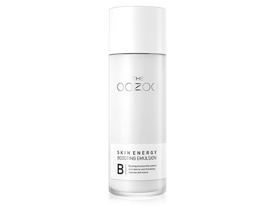 Эмульсия-бустер для упругости кожи лица The Oozoo Skin Energy Boosting Emulsion, 200мл