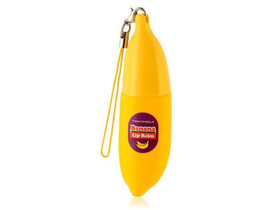 Бальзам для губ Tony Moly Delight Dalcom Banana Pong Dang Lip Balm, 7мл - Фото №1