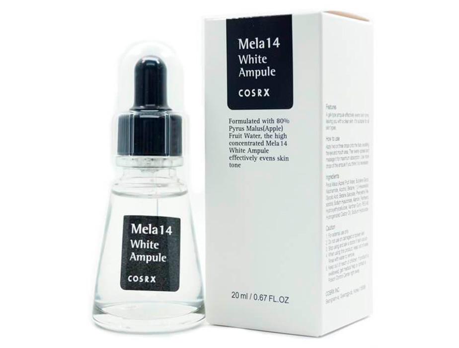 Осветляющая сыворотка для лица Cosrx Mela 14 White Ampule, 20мл - Фото №3