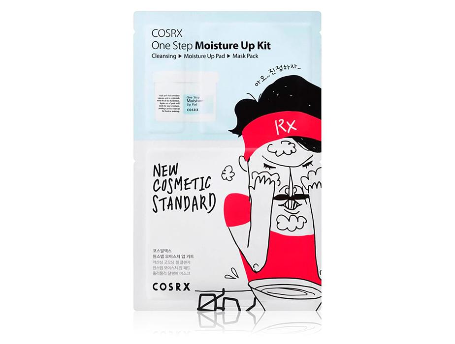 Увлажняющий набор для очищения кожи Cosrx One Step Moisture Up Kit (Срок годности истек 09.01.2021)